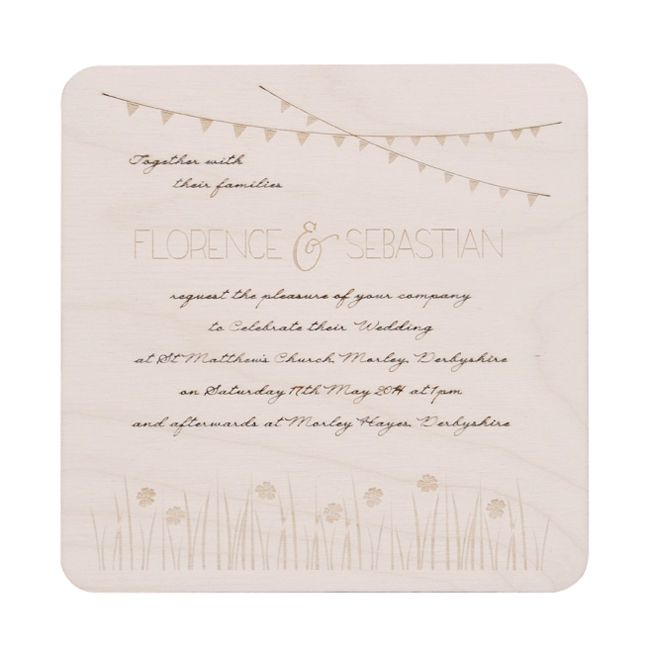 5-quirky-wedding-invitation-trends-for-2015-Vivien-from-the-Wood-range