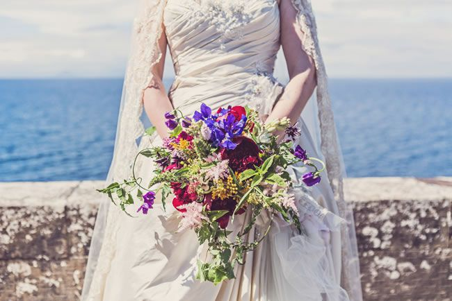 50 of the best wedding bouquets for brides and maids © clairepennphotography.com