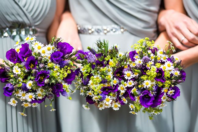50 of the best wedding bouquets for brides and maids © dominicwhiten.co.uk