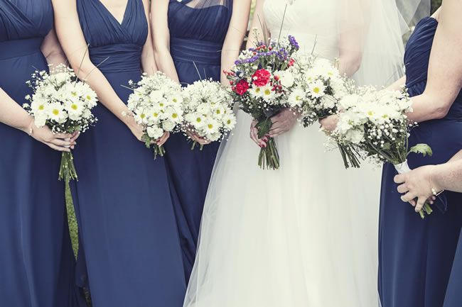 50 of the best wedding bouquets for brides and maids © emmalucyphotography.com