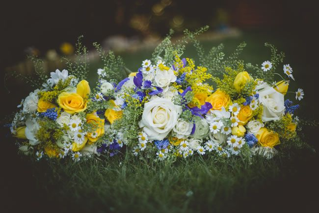 50 of the best wedding bouquets for brides and maids © lucygphotography.co.uk