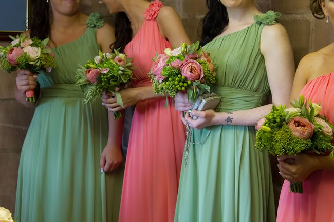 50 of the best wedding bouquets for brides and maids © neilnicolephotography.co.uk