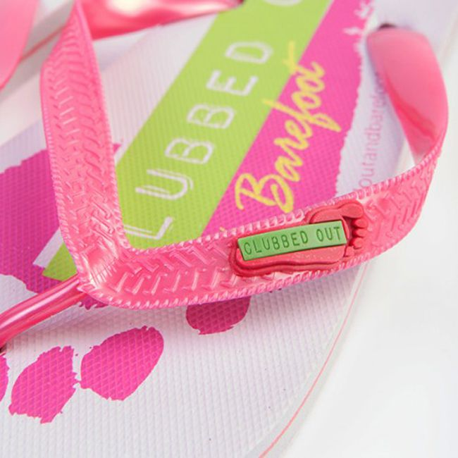 6-ways-to-use-wedding-flip-flops-before-during-and-after-your-day-Clubbed-out-flip-flops