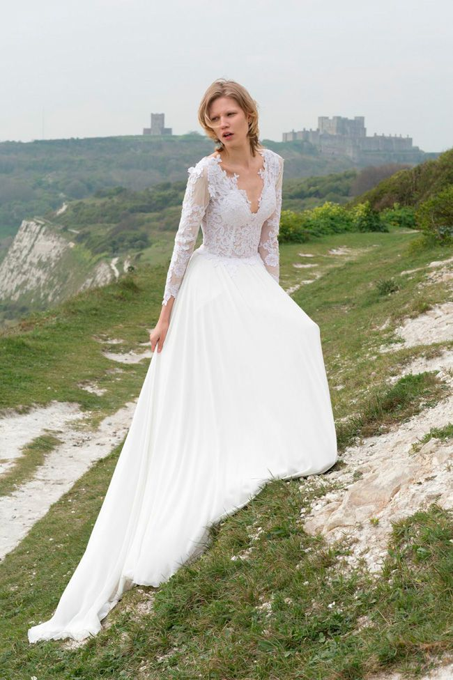 65-of-the-best-designer-wedding-dresses-for-2015-part-2-Maria-Senvo-Edith