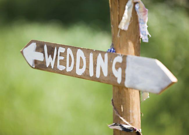 Emily and Stephen's tipi wedding © hbaphotography.com