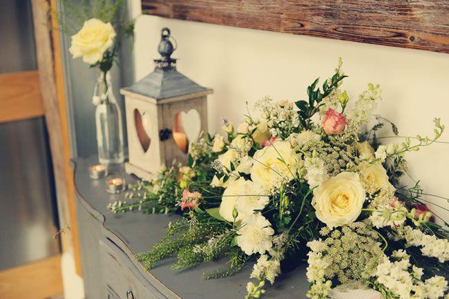 Madeline and Daniel's boho wedding © ryan-browne.co.uk