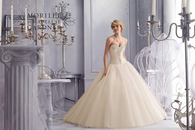 Mori Lee Bridal Fall 2014