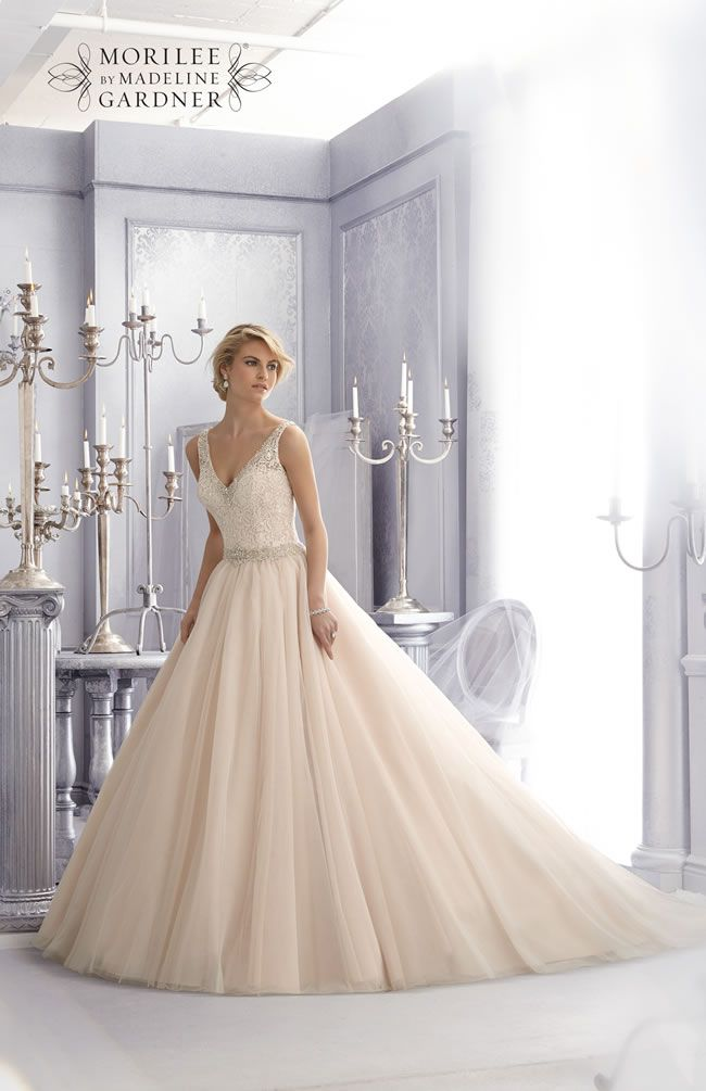 Morilee Wedding Dresses.The Stunning Mori Lee Bridal Collection For Autumn 2014