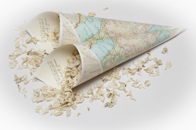 23-brillant-buys-for-a-travel-theme-wedding-confetti-cones.co.uk-from-£1