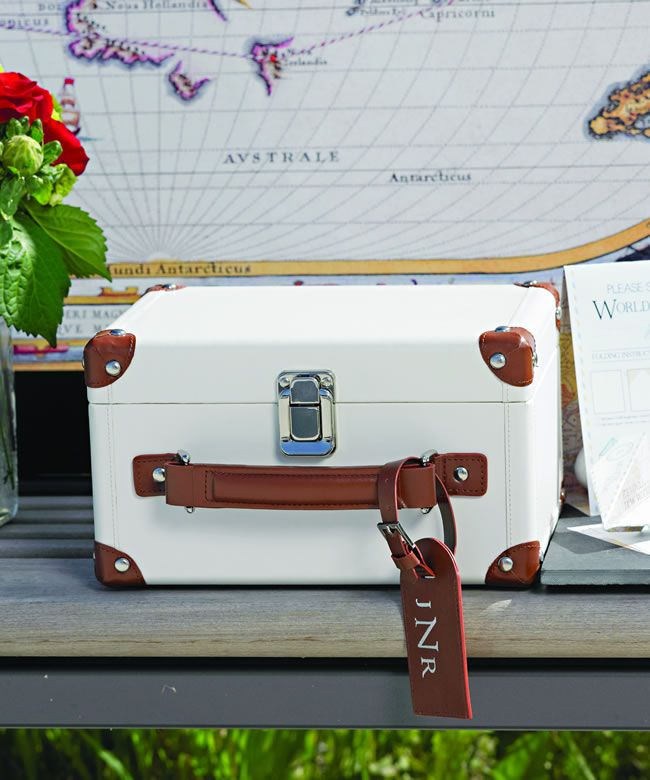 23-brillant-buys-for-a-travel-theme-wedding-confetti.co.uk-Suitcase-Wishing-Well-£79.99