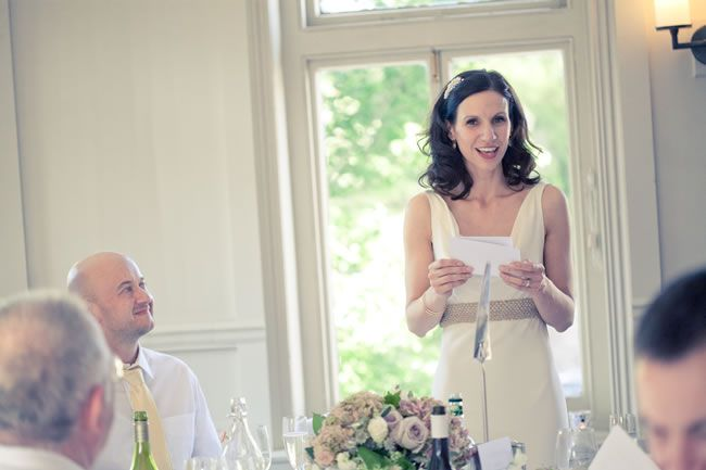 Lady reading - Bring Some fun Into Your day With These Quirky Wedding Readings