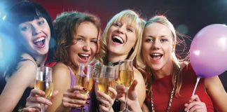 Girls on night out - The Nearly-Weds Quiz – A Naughty Hen Night Game!