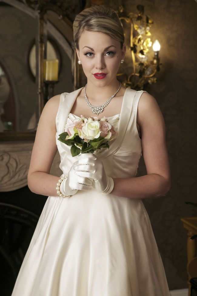 1950s wedding photoshoot © brucegordonphoto.co.uk