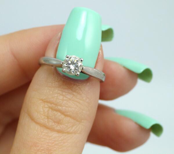@LucysStash engagement ring