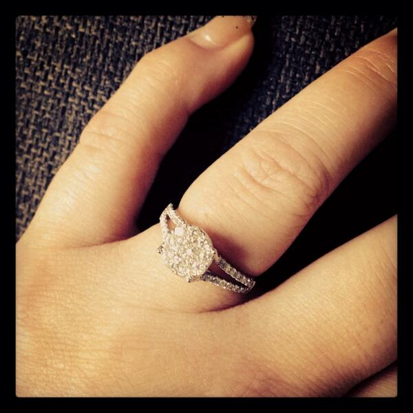 @winstonscabs engagement ring