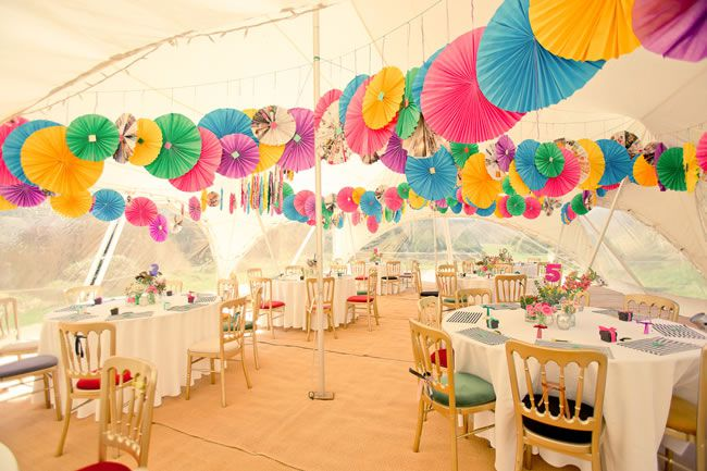 10 top tips for decorating your venue © kerriemitchell.co.uk