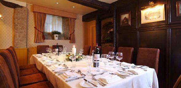 The Angel Hetton Inn, Yorkshire