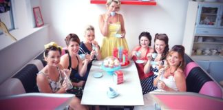 Chillisauce Hen Party 2015
