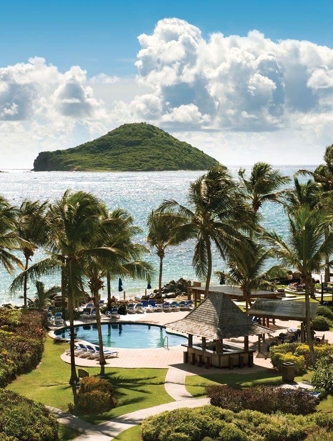 Coconut Bay Beach Resort, St. Lucia