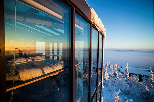 Iso-Syote Resort, Lapland, Finland