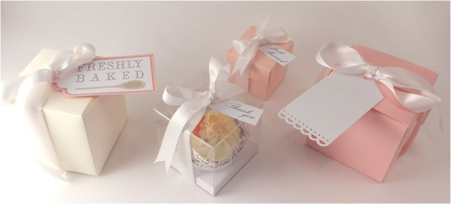 Wedding luggage tags from Unique Wedding Favours