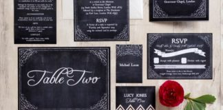 6-quirky-new-wedding-stationery-collections-for-2015-Chalk-Board