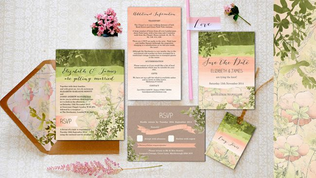 6-quirky-new-wedding-stationery-collections-for-2015-Wild-Garden