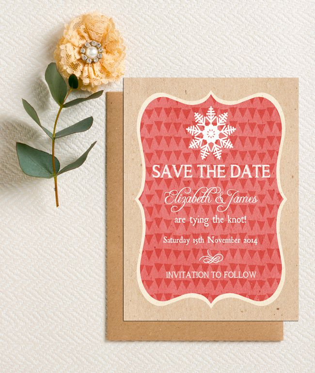 6-quirky-new-wedding-stationery-collections-for-2015-Winter-Magic