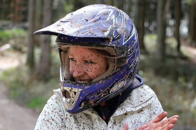 Hen party A-Z © Quad Biking Oaker Wood