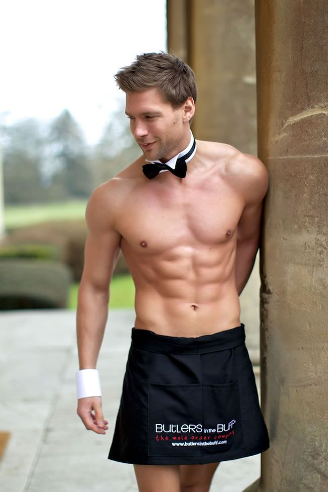 A-Z of hen party ideas © Butlers in the Buff