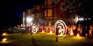 hottest-wedding-entertainment-fire