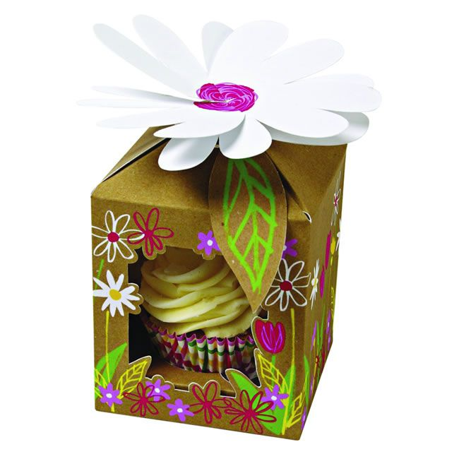 little garden cupcake boxes - littlecupcakeboxes.co.uk - ú1.75
