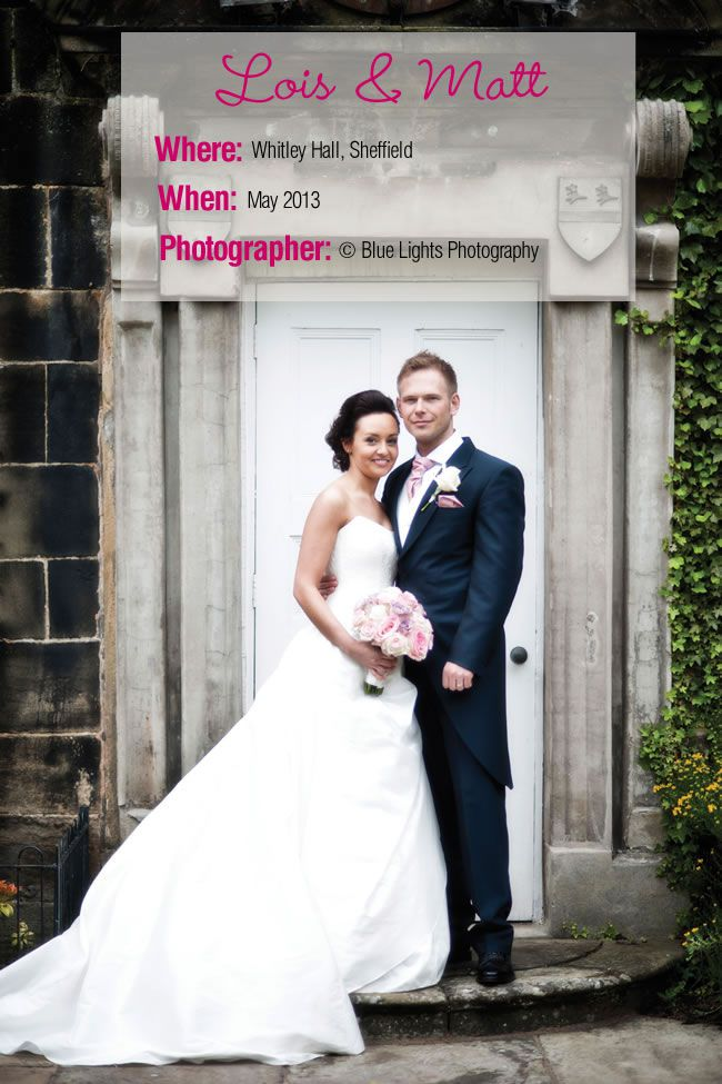 Click here to see more pretty wedding photography from Blue Lights!