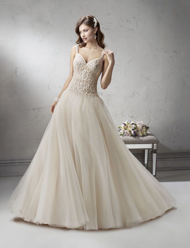 Sottero and Midgley 2014 Collection, Fontaine