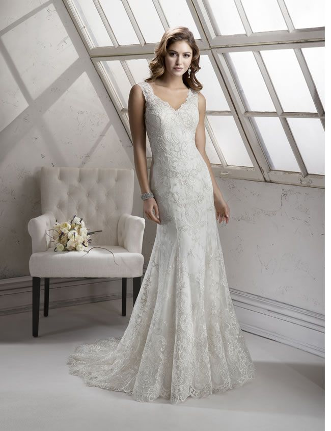 Sottero and Midgley 2014 Collection, Yara