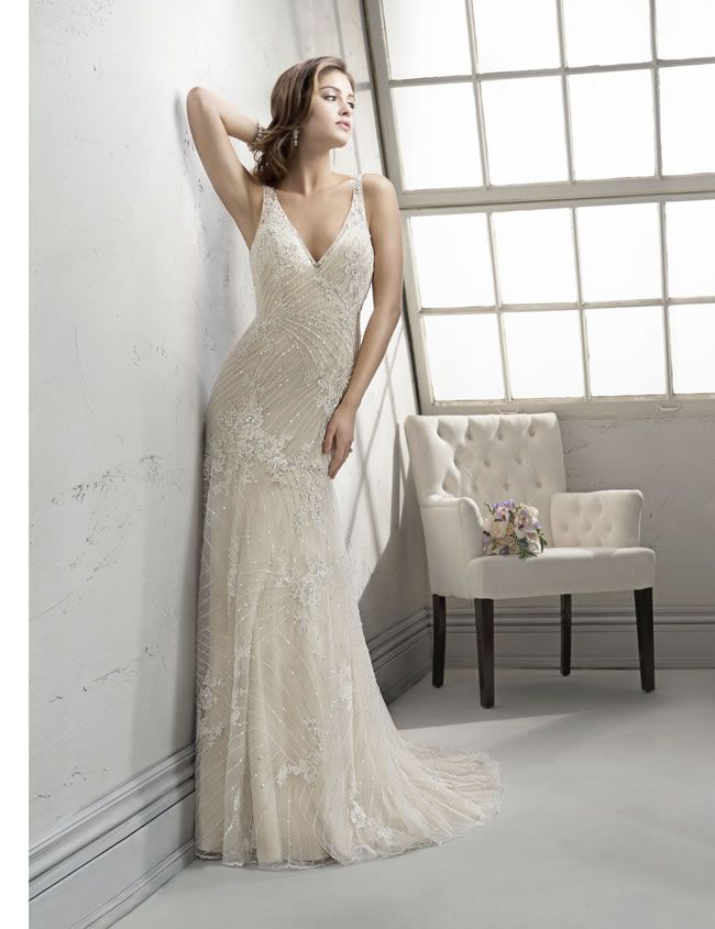 Sottero and Midgley 2014 Collection, Vogue