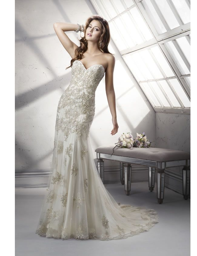 Sottero and Midgley 2014 Collection, Pamela