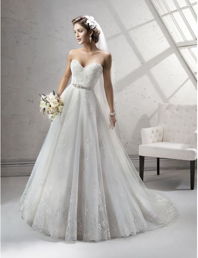Sottero and Midgley 2014 Collection, Noreen