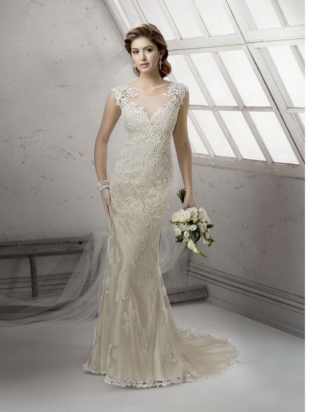 Sottero and Midgley 2014 Collection, Francine