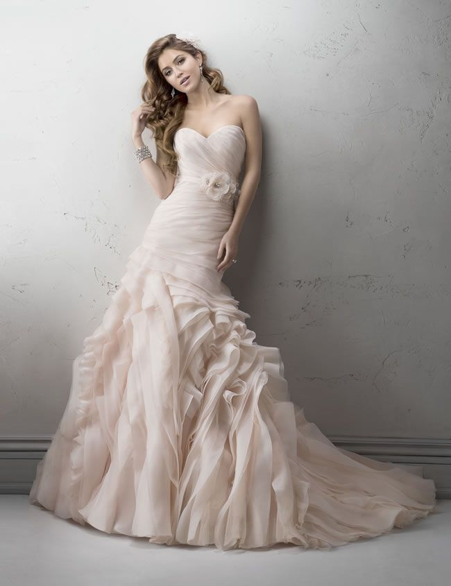 Sottero and Midgley 2014 Collection, Sorrento