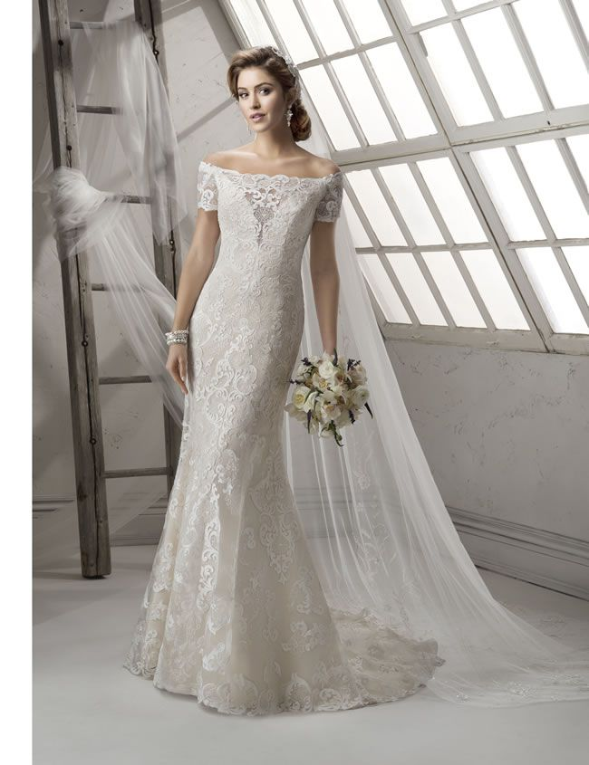 Sottero and Midgley 2014 Collection, Dakota