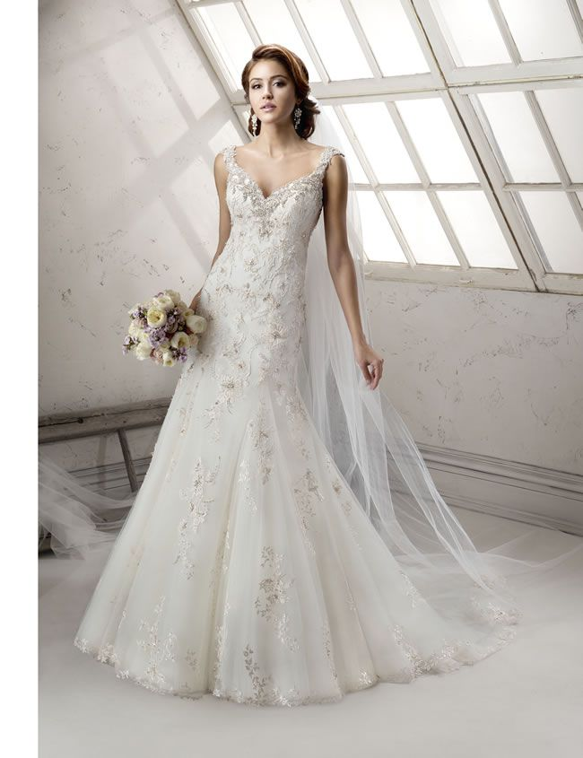 Sottero and Midgley 2014 Collection, Vidal