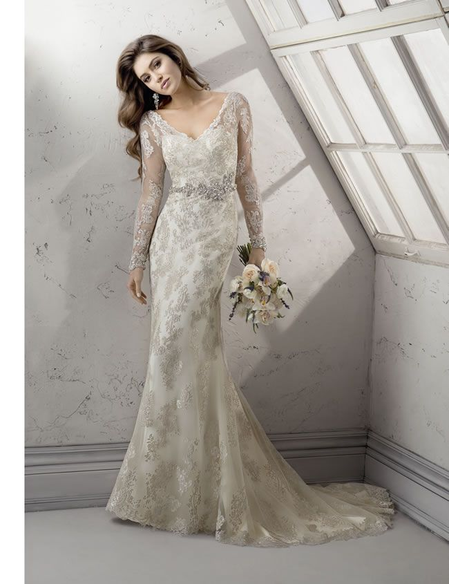 Sottero and Midgley 2014 Collection, Anastasia
