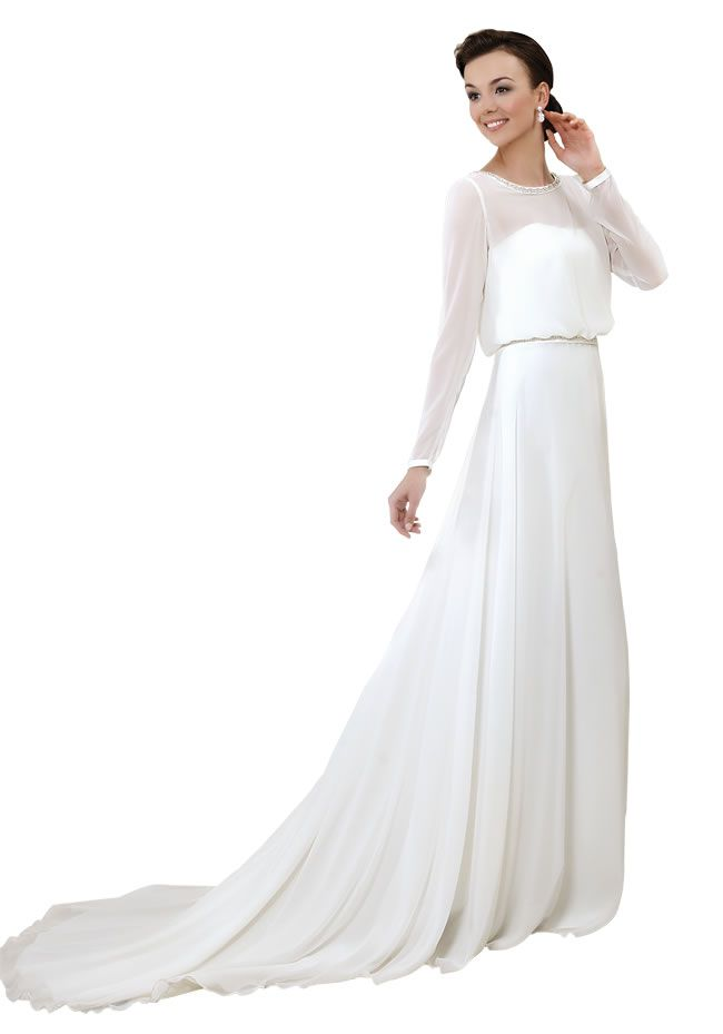 10-simple-dresses-AGNESBRIDAL.COM 11766
