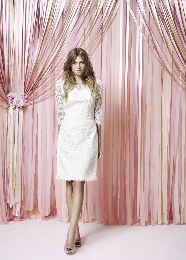Best Short Wedding Dresses Suzy, Charlotte Balbier