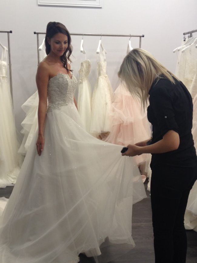 7 wedding dress trends for 2015 from the British Bridal Exhibition