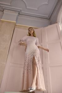 Temperley London Winter wedding dress celestial