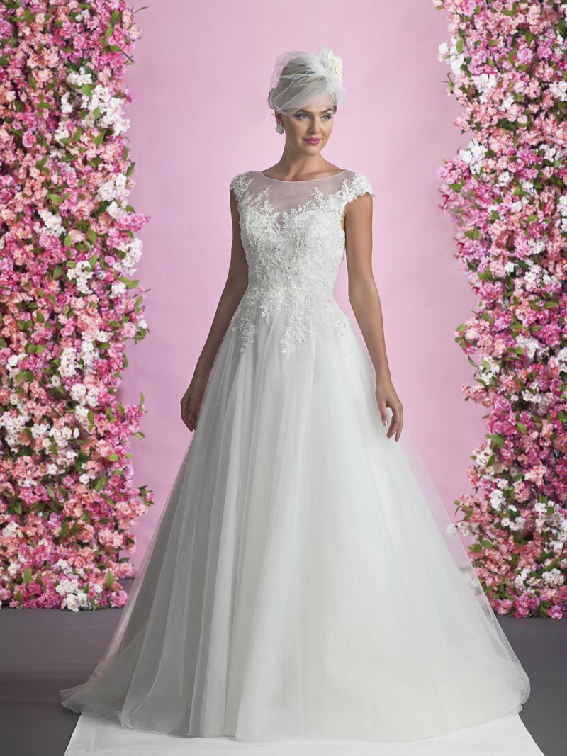 7 affordable vintage lace wedding dresses for 2015