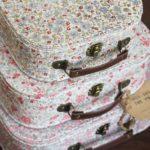 biggest-honeymoon-mistakes-www.luckandluck.co.uk Vintage Floral Mini Suitcases ú18.95
