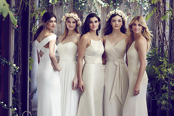 35 Of The Hottest Bridesmaid Dresses For 2018/2019